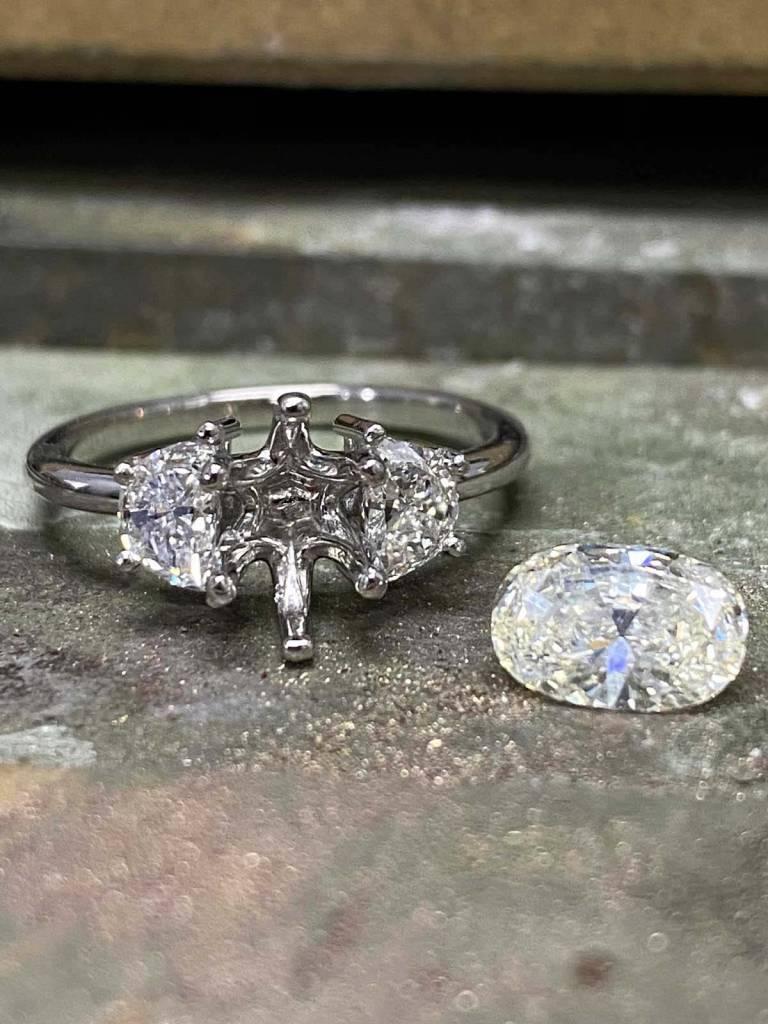 Custom Engagement Rings Chattanooga